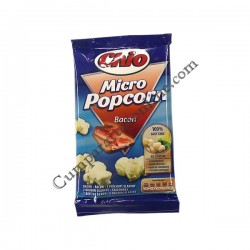 Chio popcorn microunde 80 gr. bacon