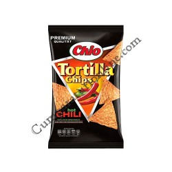 Chio Tortilla Chips Hot Chilli 70 gr.