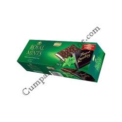 Ciocolata cu menta Bohme Royal Mints 300 gr.