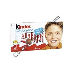 Ciocolata Kinder T8 100 gr.