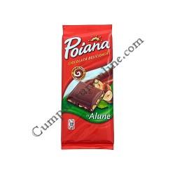 Ciocolata Poiana 90 gr. alune