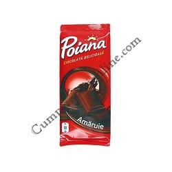 Ciocolata Poiana 90 gr. amaruie