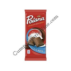 Ciocolata Poiana 90 gr. lapte