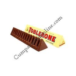Ciocolata Toblerone 100 gr. cu lapte