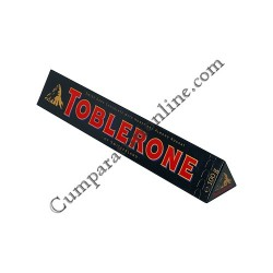 Ciocolata Toblerone 100 gr. dark cu miere si almond nougat