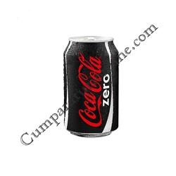 Coca Cola Zero doza 330 ml.