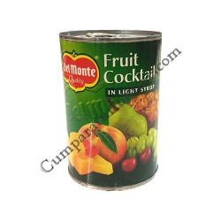 Cocktail fructe Del Monte 420 gr.