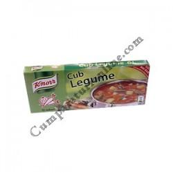 Concentrat cub de legume Knorr 108 gr.