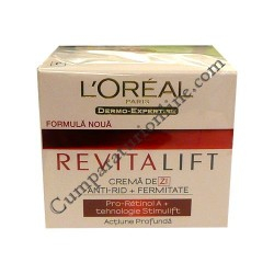 Crema anti-rid de zi L`oreal 50 ml.