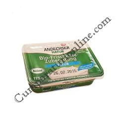 Crema branza proaspata natur 65% Bio Andechser 175 gr.