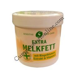 Crema de galbenele cu vitamina E Schmees 250 ml.
