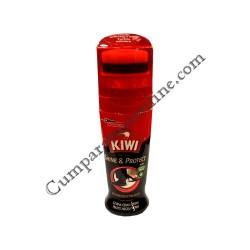 Crema de pantofi Kiwi Shine&Protect neagra 75 ml.