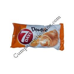 Croissant 7Days Double vanilie&portocale 80 gr.