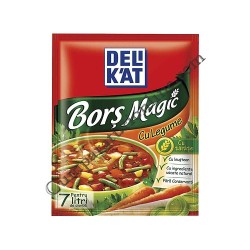Delik`at Bors Magic cu legume 65 gr.
