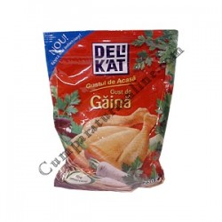 Delik`at cu gust de gaina 200 gr.