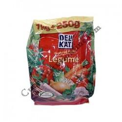 Delik`at cu legume 1kg.