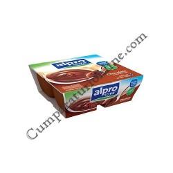 Desert din soia cu aroma de ciocolata 4x125 gr. Alpro