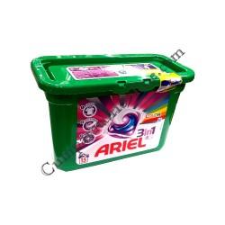 Detergent automat Ariel capsule color 15 buc.