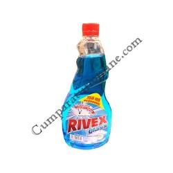 Detergent geam Rivex rezerva 750 ml.