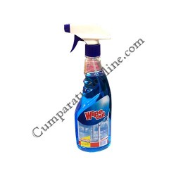 Detergent lichid geamuri Wipe Out blue 750 ml.