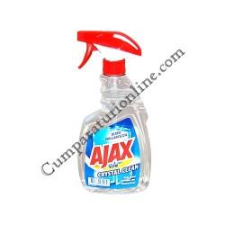 Detergent lichid pt. geamuri Ajax 500ml. Crystal Clean