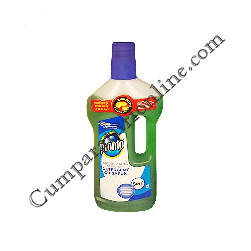 Detergent lichid pt. pardoseli Pronto 750 ml.