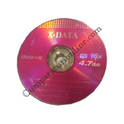 DVDR/8x Shrink X-Data 10 buc. pret/buc.
