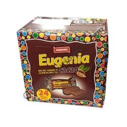 Eugenia cacao Dobrogea cu crema de cacao 24x36 gr.