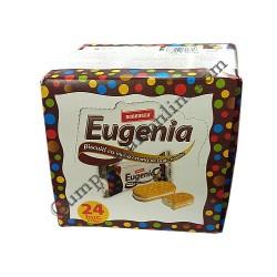 Eugenia Dobrogea cu crema de lapte si vanilie 24x36 gr.