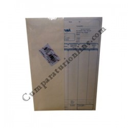 Factura A4 3 exemplare autocopiativa DAC 3 buc/set pret/buc.
