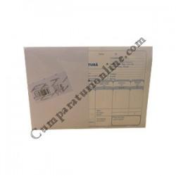 Factura A5 3 exemplare autocopiativa DAC 5 buc/set pret/buc.