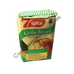 Faina grau intreg Sapte Spice 1kg.