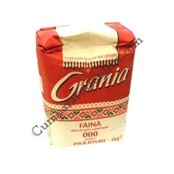 Faina Tip 000 pentru prajituri Grania 1kg.