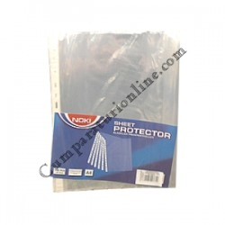 File protectie A4 Crystal 100 buc/set.