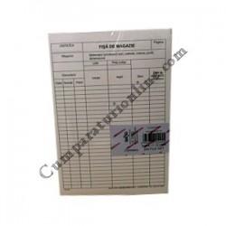 Fisa magazie A5 250 file DAC