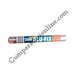 Folie aluminiu Alufix 30 ml. rola