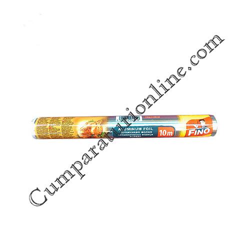 Folie aluminiu Fino 10 ml. rola