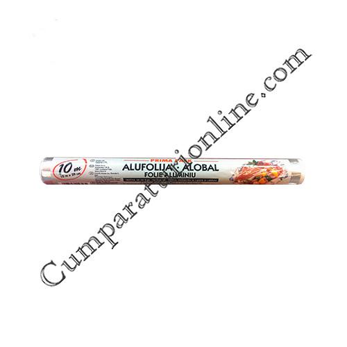 Folie aluminiu Prima Pack 10 ml. rola