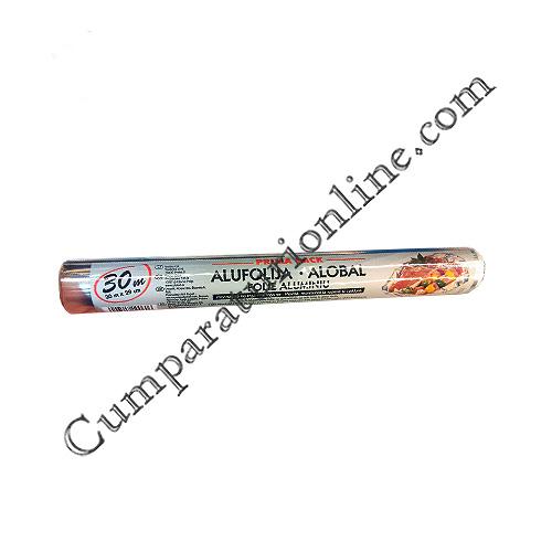 Folie aluminiu Prima Pack 30 ml. rola