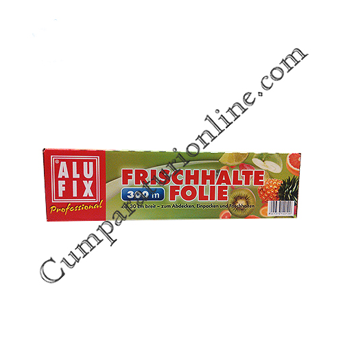 Folie plastic Alufix 300 ml. cutie