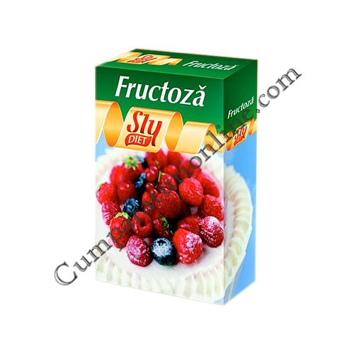 Fructoza Sly Diet 400 gr.