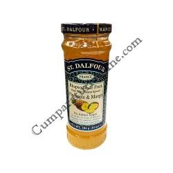 Gem dietetic de ananas si mango St. Dalfour 284 gr.