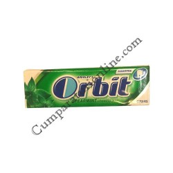 Guma de mestecat Orbit Spearmint 10 buc.