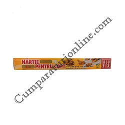 Hartie pentru copt Alufix 8 ml. cutie