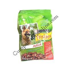 Hrana uscata caini Friskies Active Dog 500 gr.