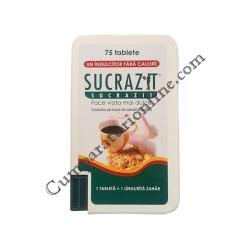 Indulcitor dietetic Sucrazit 75 tablete pret/cutie