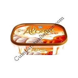 Inghetata Aloma 900 ml. Vanilie & sirop caramel