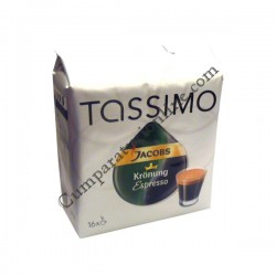 Jacobs Tassimo Espresso 118,4 gr.