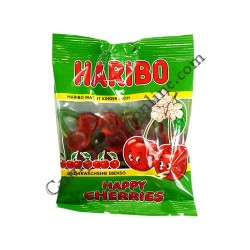 Jeleuri Happy Cherry Haribo 100 gr.