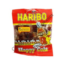 Jeleuri Happy Cola Haribo 100 gr.